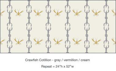 Casart_Crawfish-Cotillion Gray Vermillion Cream 2_29x