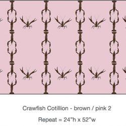 Casart_Crawfish-Cotillion Brown Pink 2_5x