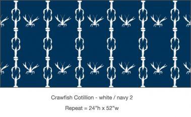 Casart_Crawfish-Cotillion White Navy 2_7x
