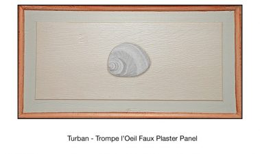 Casart_Faux Plaster Turban Shell Faux Panel Detail_4x