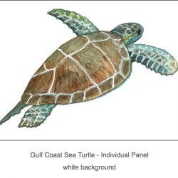 Casart Coverings_Gulf Coast Sea Turtle white_1x