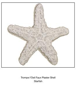 Casart_Flaux Plaster Starfish Element Detail_2x