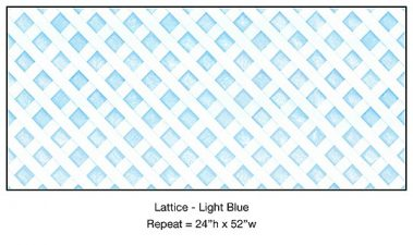 Casart_Light Blue lattice_Architectural_2x