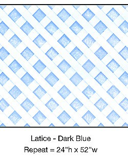 Casart_Dark Blue lattice_Architectural_3x