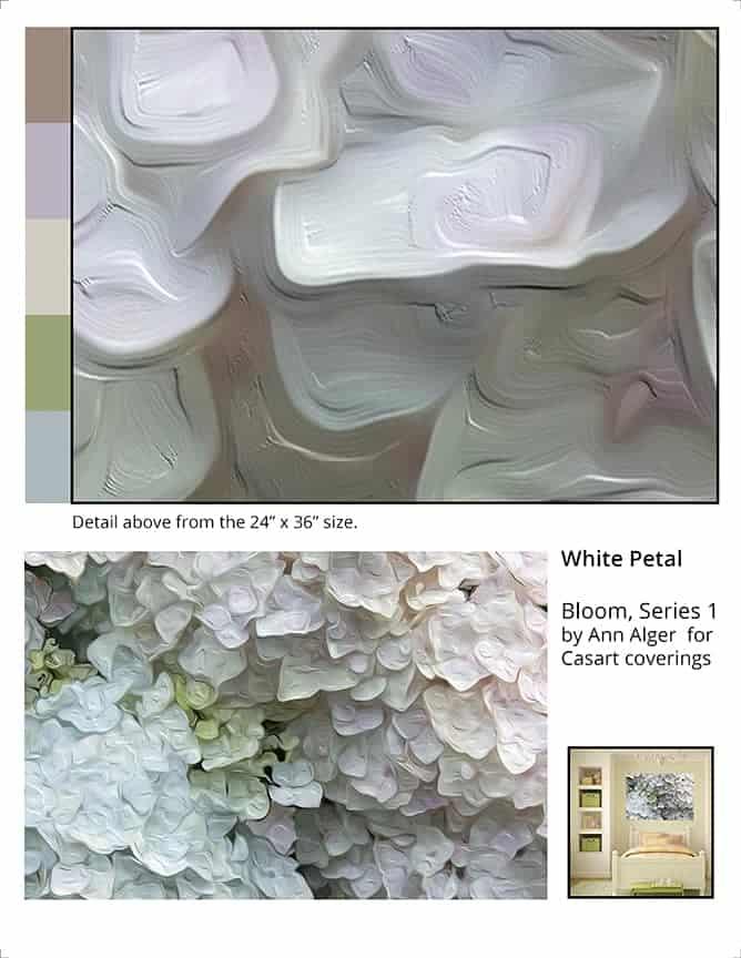 Casart Coverings_Ann Alger White Petal Sample2-WP
