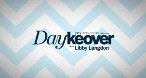 LXTV Libby Langdon Daykeover with House Beautiful & Casart Coverings