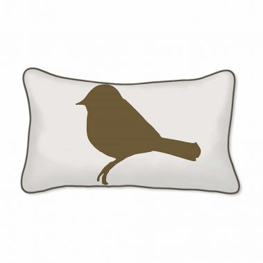 Casart Decor_Mocha Birds Birch Animalia Accents_br-A_12x20-w_pillow slipcover