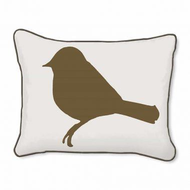Casart Decor_Mocha Birds Birch Animalia Accents_br-A_14x18-w_pillow slipcover