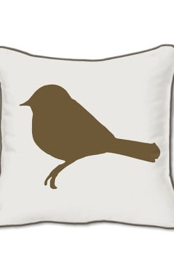 Casart Decor_Mocha Birds Birch Animalia Accents_br2-A_SQ-w_pillow slipcover