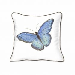 Casar Decor_Butterflies Animalia Accent_SQ-w front_pillow slipcover