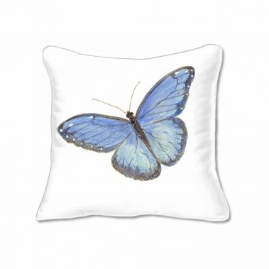 Casart Decor Butterflies Animalia Accents pillow slipcover
