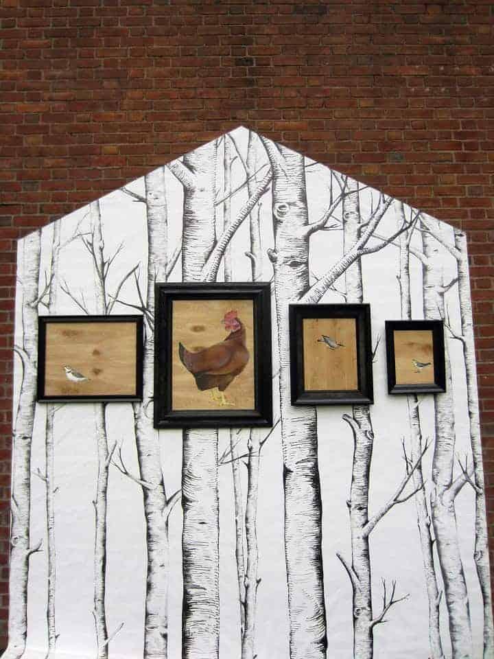 InkDwell Mural Custom Casart - customer gallery