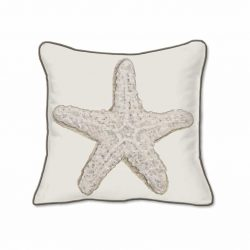 Casart Decor_Starfish Coastal-A_SQ-w_pillow slipcover