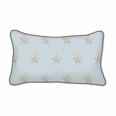Casart Decor_Starfish Coastal_A_12x20-w reverse_pillow slipcover