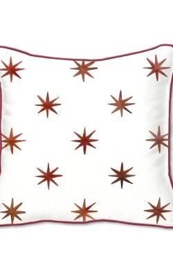 Casart Decor_Stars & Stripe Architectural Accents pillow slipcover