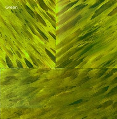 Casart coverings Faux Tortoiseshell 1 Green_swatch
