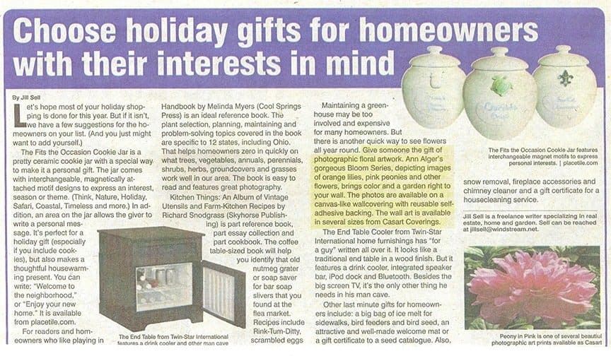 Casart coverings featured in Cleveland.com