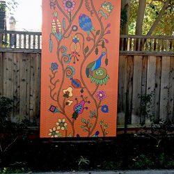 Customer pic_Pasture Mural Panel_Casart coverings