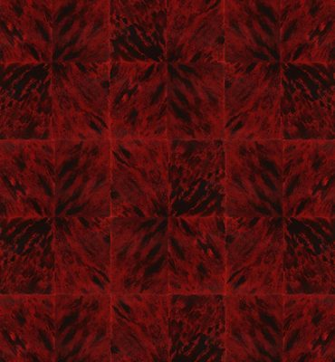 Casart Coverings Faux Tortoiseshell 2 Red Self Adhesive wallpaper