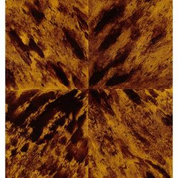 Casart Coverings Faux Tortoiseshell 2 Natural removable wallpaper sample