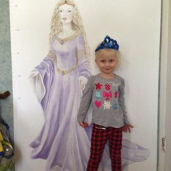 Casart Customer Princess Growth Chart and little princess