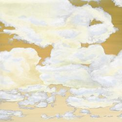Casart coverings 2_Cumuloninbus Clouds Morning Sky_temporary wallpaper