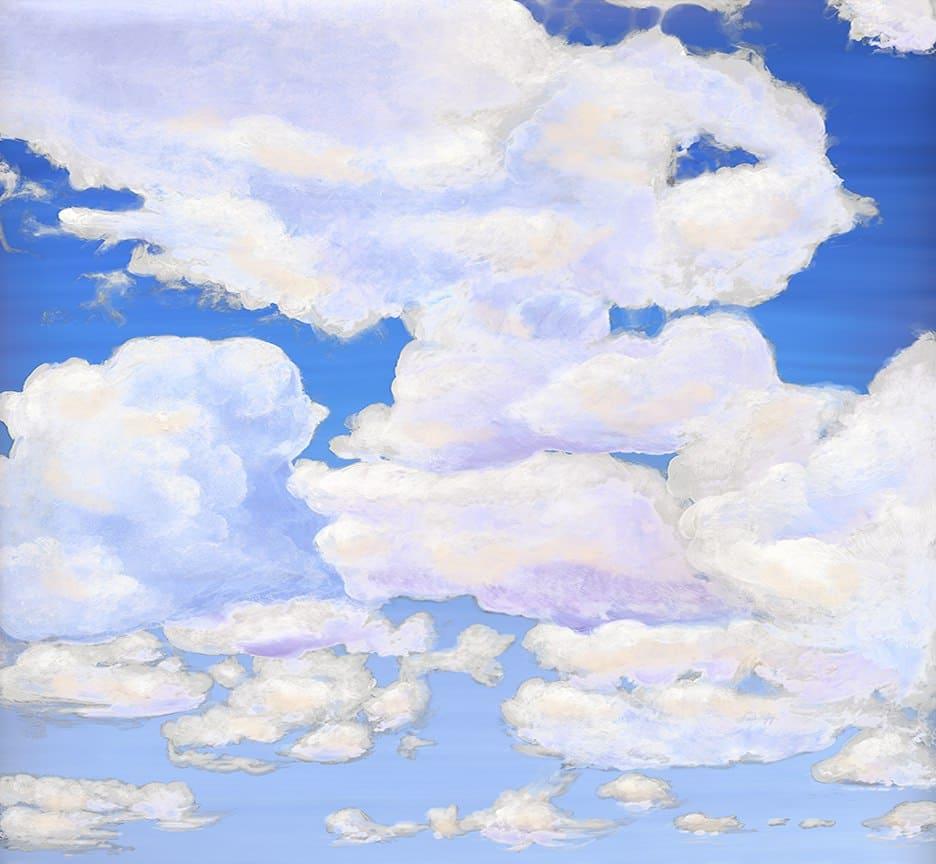 Clouds - Cumulonimbus | Designs & Murals | Casart Coverings