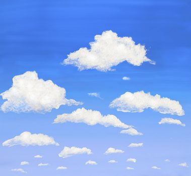 3_Casart coverings Stratocumulus Clouds_Daylight_temporary wallpaper
