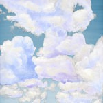4_Casart coverings_Ceiling Cumulonimbus_Clouds Ocean Sky_temporary wallpaper