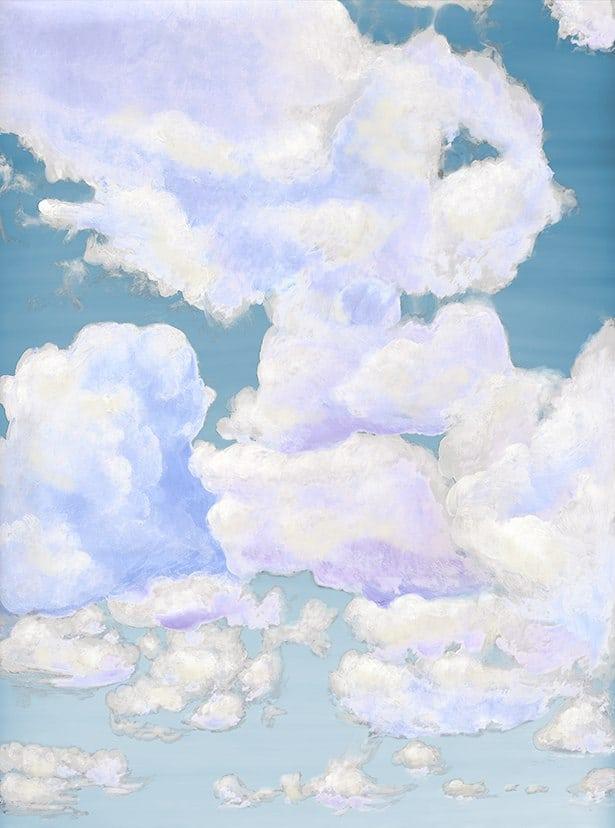 4_Casart coverings_Ceiling Cumulonimbus_Clouds Ocean Sky_temporary wallpaper