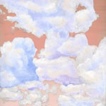 8_Casart coverings_Ceiling Cumulonimbus_Clouds Sunset Sky_temporary wallpaper