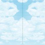Example_flipping Casart coverings cumuloninbus_custom_temporary wallpaper