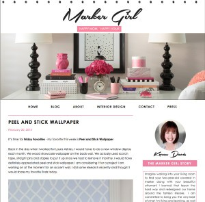 MarkerGirl blog_Casart coverings press