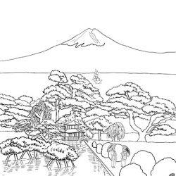 Casart_Japan Panel LINES_468x864_temporary wallpaper