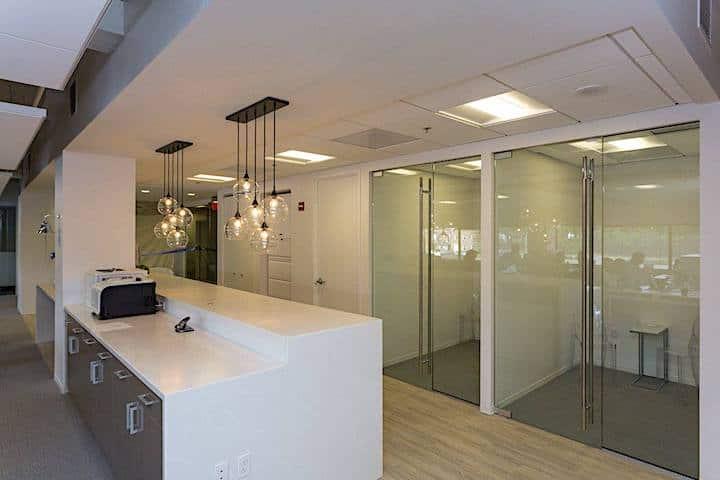 Wydler VA Office 3 before Casart wallcovering_casartblog