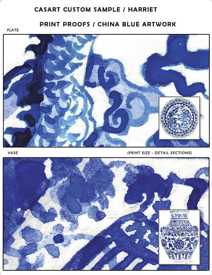 Custom BWChina Casart Coverings Sample_2 Half Sections