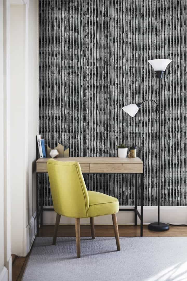 Cool-Gray_Grasscloth_Chair-DeskRm_w