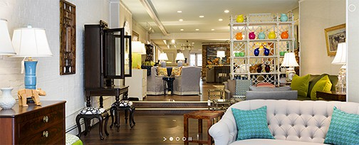 Home on Cameron_ one of Casart Coverings retailer locations
