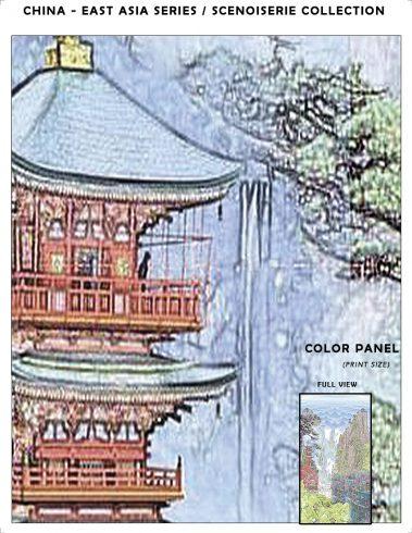 Casart Coverings China Mural Colored Mural Sample removable wallaper