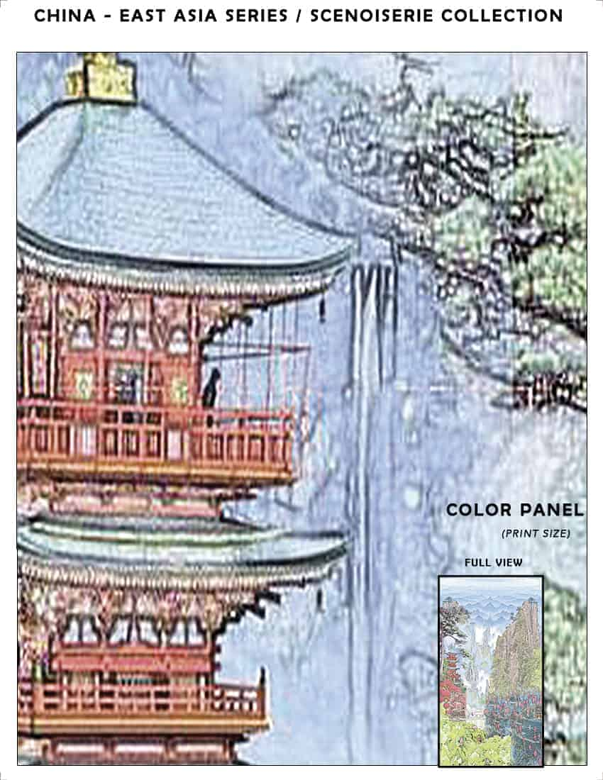 Casart Coverings China Colored Mural Sample removable wallaper