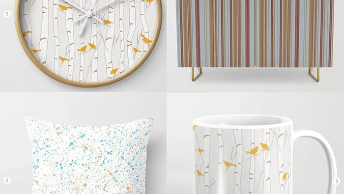 New Casart Design Accessories on Society6