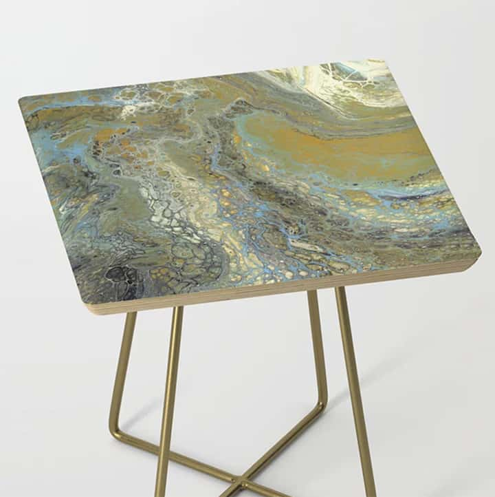 Casart Wave 2 Side Table