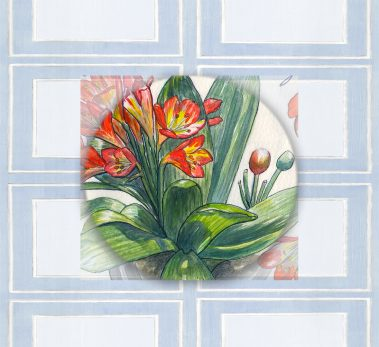 Casart Coverings Nature Noticed Mural Collection designer wallpaper